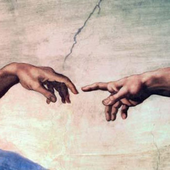 michelangelo-adam-touching-the-hand-350x350